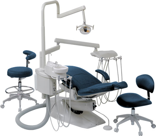 Beaverstate Dental Operatory Package with Epic Dental Chair and Aerolight Dental Light